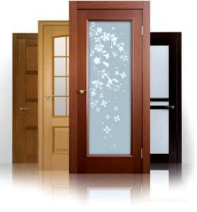 Ustanovit steklo v dveri